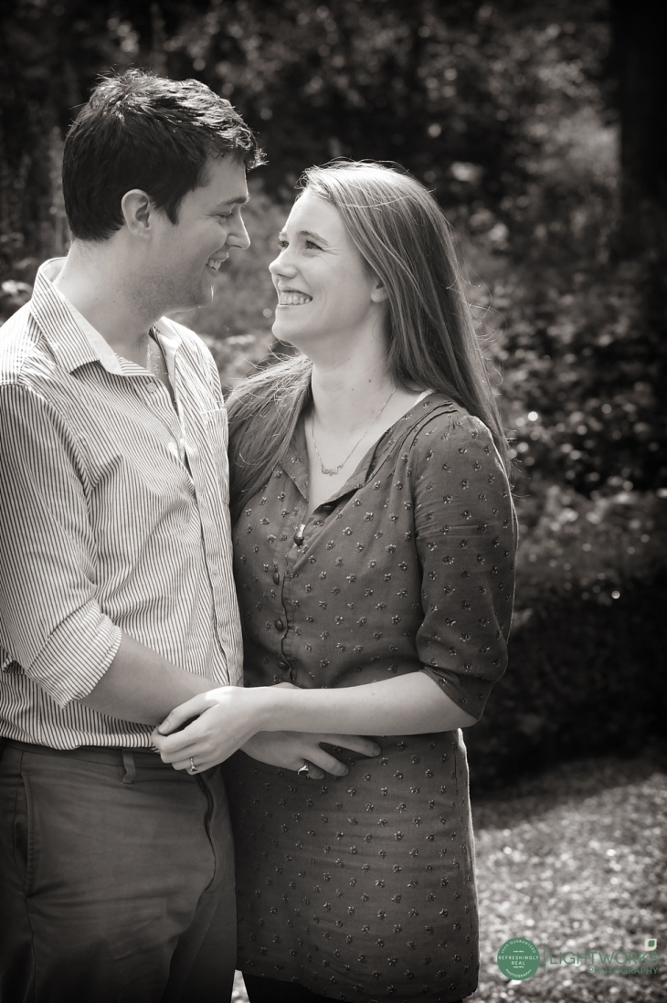 Couple photogshoot at Sidney Sussex College Cambridge