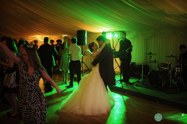 Longstowe Hall wedding - first dance