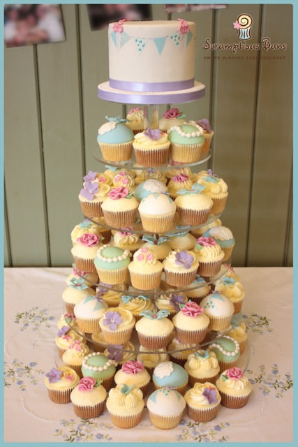 Wedding cakes Cambridgeshire