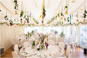 Burwash Manor = The Secret Garden Wedding Marquee