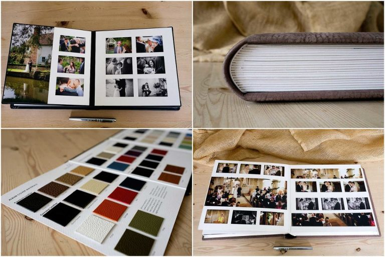 Lightworks Photography Wedding albums